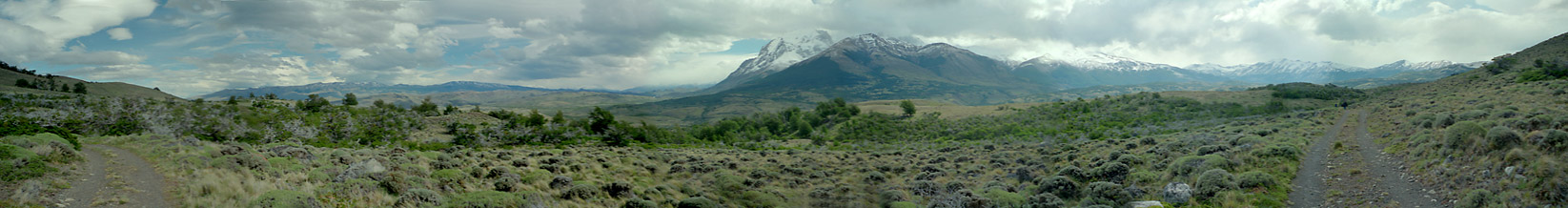 The Patagonia Steppe